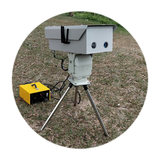 10W Airport Laser Bird Scaring System with HD Camera and Wireless Control